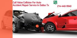 accident repair Dallas Tx