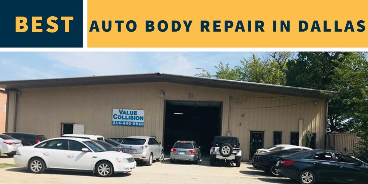 auto body repair dallas