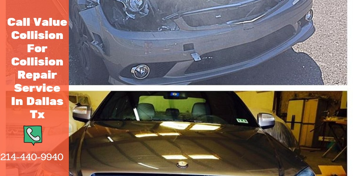 Collision repair Dallas Tx